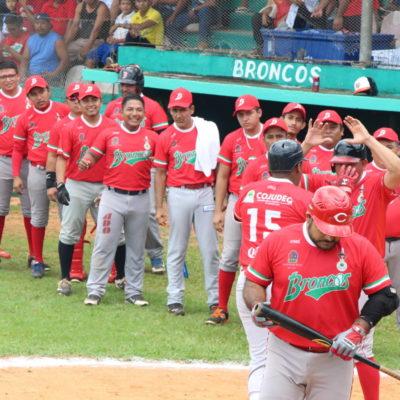 NO HUBO QUINTO CAMPEONATO: Broncos cae ante mayas, partido final se traslada en FCP