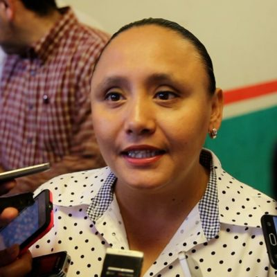 ESPERAN ÓRDENES DE APREHENSIÓN EN SOLIDARIDAD: Confía Alcaldesa en la detención de al menos 10 ex funcionarios municipales por desvíos de más de 100 mdp