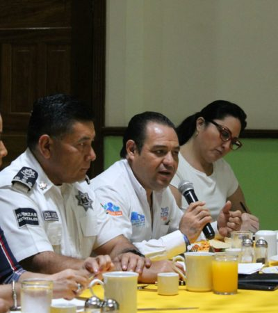 Bajan delitos comunes, pero prevalecen los de alto impacto, asegura secretario de Seguridad de Quintana Roo