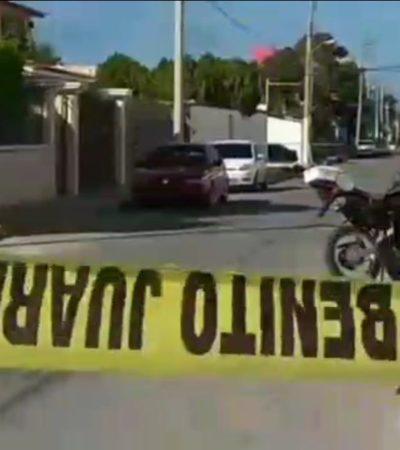 Disparan contra casa de rehabilitación de adictos en Cancún