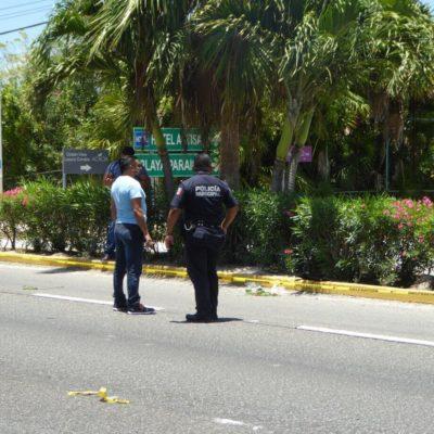 SE CONSUMA EJECUCIÓN TRAS TIROTEO FRENTE AL HOTEL IBEROSTAR: Muere hombre en el hospital una hora después de ser baleado al norte de Playa del Carmen