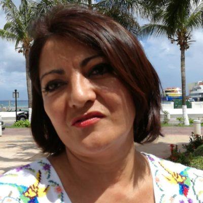 Acepta diputada Gaby Angulo aspiración a la presidencia municipal de Cozumel