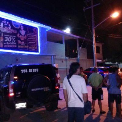 MATAN A HOMBRE CERCA DE 'EL EMBARCADERO': Se consuma la ejecución número 75 del año en Cancún y la 20 del mes de junio