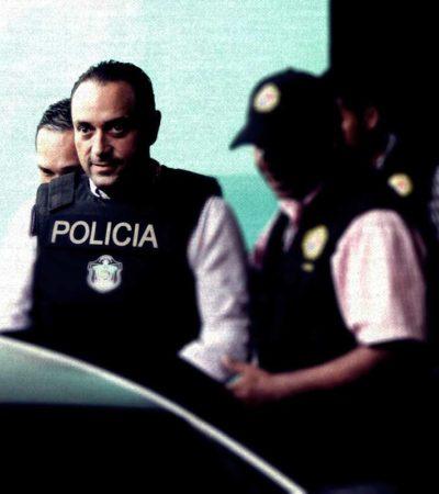 PRIMICIA | 'ALERTA DE FUGA' PARA BORGE EN PANAMÁ: Ex Gobernador salió de prisión a una consulta médica e intentó obtener un 'pase' a otro hospital; tras amague, le imponen restricciones extremas