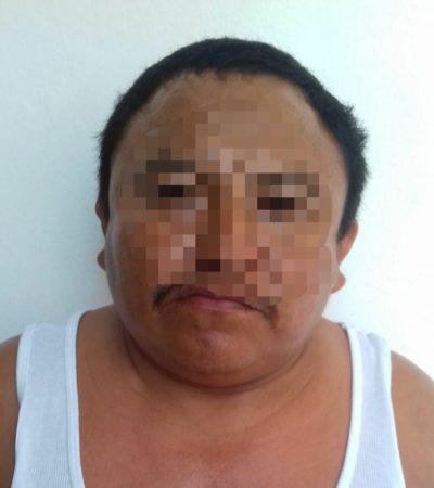 Cumplen orden de aprehensión contra violador en Playa del Carmen