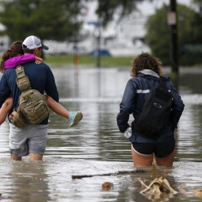 Se debilita la tormenta tropical 'Cindy', pero deja un muerto en Luisiana