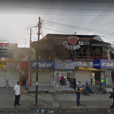 DESMANTELAN 'EL COSTILLERO' DEL NARCO: Hallan drogas en restaurante asegurado en la Portillo, usado como centro de operaciones tácticas del crimen organizado