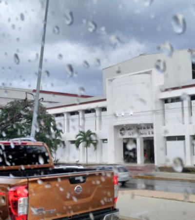 Ayuntamiento de BJ se dice preparado con acciones preventivas para atender a la población ante lluvias