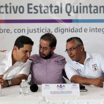 Recomendaciones de CNDH a Leyzaola son un ataque absurdo e injusto, dice líder nacional del PES; que el 'súper policía' será alcalde de Tijuana en 2019, asegura