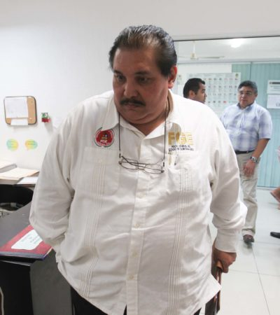 Niega Fiscalía haber filtrado lista de 17 presuntos implicados en irregularidades durante el borgismo