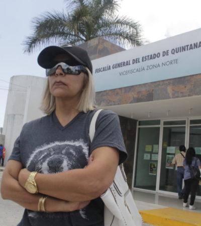 """LA MUERTE DE CASIQUE, """"CRIMEN DE ESTADO"""": A 7 días del asesinato de Héctor, su madre reitera acusaciones contra judiciales; """"el Fiscal ya se embarró de m…"""", dice"""