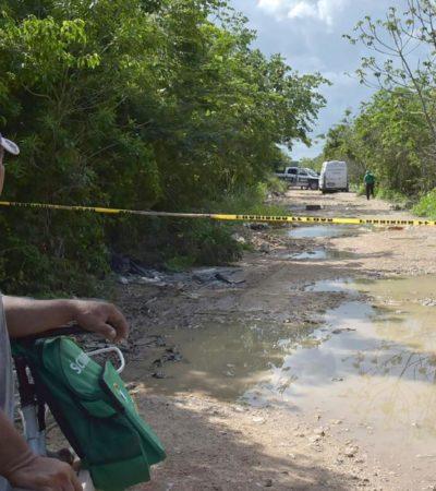 HALLAN A MUJER EMBOLSADA EN CANCÚN: Confirman nueva ejecución por el Fraccionamiento Alejandría, en la Región 213; suman 65 casos en 2017