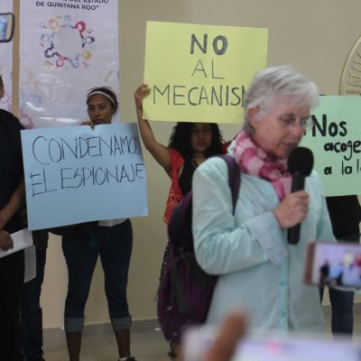 Demanda Colectivo de Periodistas de QR no darle más vueltas y abrogar la Ley Borge