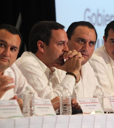 Anuncian más denuncias penales contra el gobierno de Borge; hasta ahora daños ascienden a 11 mil mdp