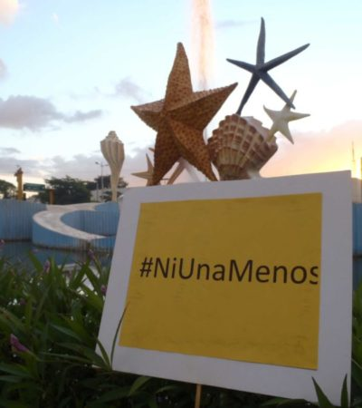 Espera Inmujeres respuesta de la Segob sobre la solicitud de 'alerta de género' para Quintana Roo