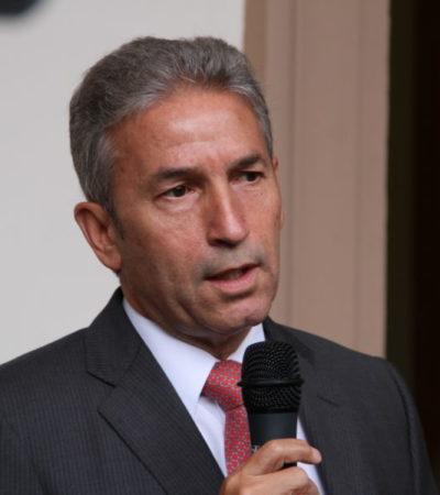 LE CAEN EN LA TRANSA AL RANGEL ROSADO DE NL: Vinculan a proceso a ex vocero del Gobierno de Rodrigo Medina por desvíos millonarios