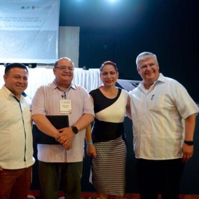 Asegura Marisol Alamilla que seguirá al frente de la SEYC