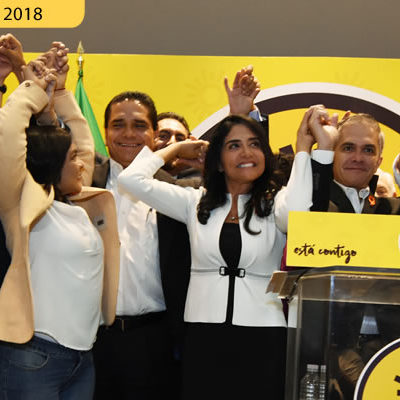 """VA PRD POR UN 'FRENTE AMPLIO' PARA EL 2018: Aprueban estrategia para alianza con el PAN para """"sacar al PRI del gobierno"""""""