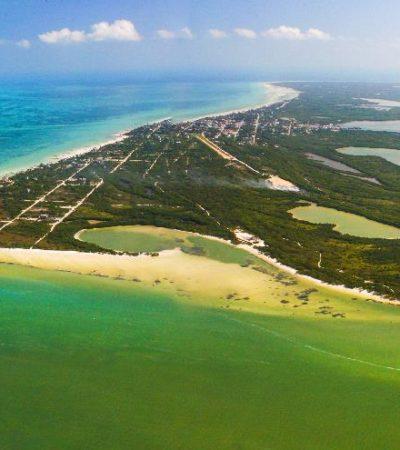 SUFRE HOLBOX POR FRAGILIDAD AMBIENTAL: Advierte Sema que la isla requiere un Plan de Desarrollo Urbano