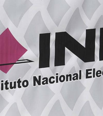 SE LA COMPLICAN A ALCALDES: Advierte INE que quienes aspiren a la reelección deben renunciar 90 días antes del inicio del proceso electoral