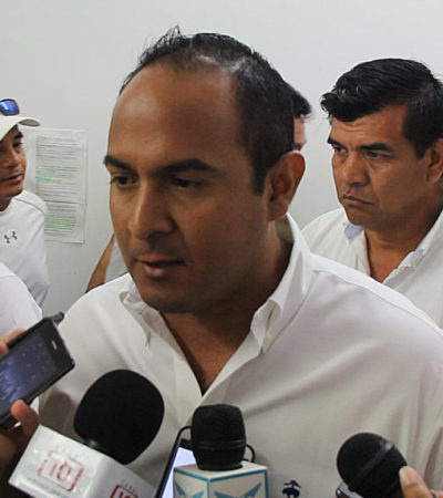EL 'CACHORRO' DE 'BETO' SE HACE GUAJE: Dice Juan Carrillo no temer ser investigado, pero evade pronunciarse sobre la detención de Borge