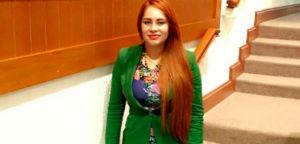 Detienen en San Diego a la 'chapodiputada' Lucero Guadalupe Sánchez