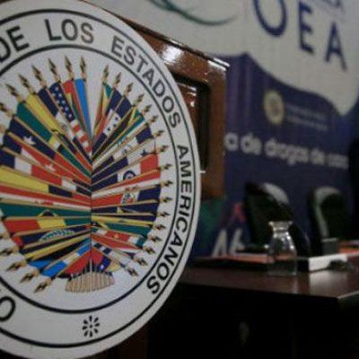 ASAMBLEA DE LA OEA EN CANCÚN: Discutirán 34 Estados asunto de Venezuela a partir del lunes