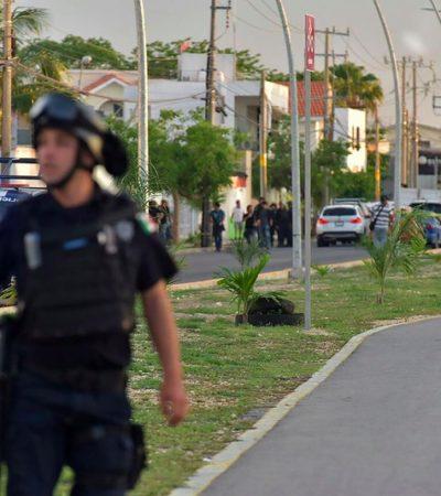 Dice CMIC que mando único debe dar resultados a corto plazo para minimizar efectos de violencia en Cancún