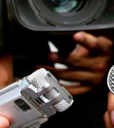 Rompeolas: Perfilan 'estrategia' de protección a periodistas