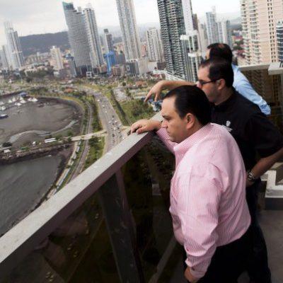 ENCIERRO EN PANAMÁ | LA CONEXIÓN PUERTO COLÓN DE BORGE: Logró ex Gobernador relación con personajes con poder empresarial y político en el país donde permanece detenido