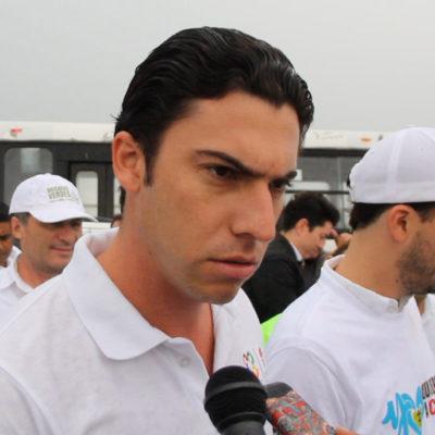 Niega Remberto Estrada conflicto con el Gobernador