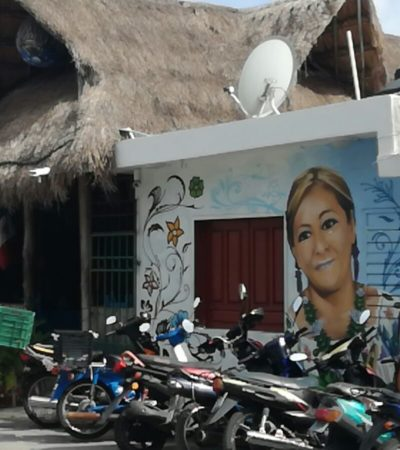 Supervisa Cofepris restaurante de Perla Tun; mesero amenaza a la prensa