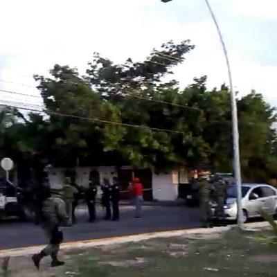 Trasladan a presuntos secuestradores de la cárcel de Cancún