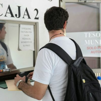 Ofrece gobierno de Puerto Morelos estímulos fiscales a ciudadanos y empresarios