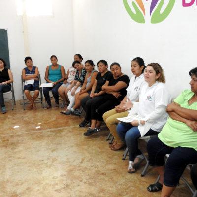 DAN AYUDA A MUJERES: Cada mes unas 900 féminas reciben atención psicológica en Cancún