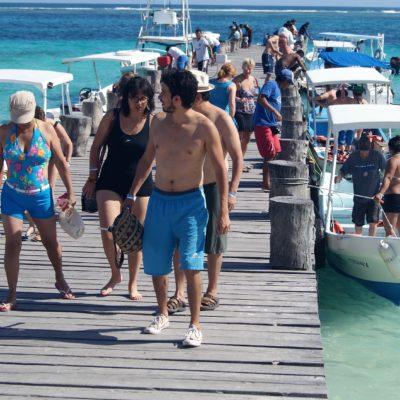DERRAMA TURÍSTICA: Reportan ocupación de hasta 96% en Puerto Morelos