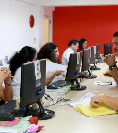 Ofrecen más transparencia, menos tramites y actualización al registro catastral para cancunenses