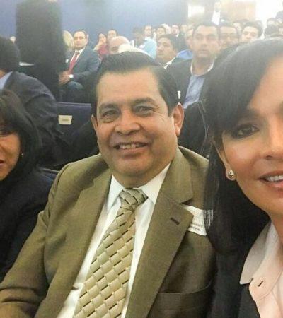Participa Alcaldesa de Puerto Morelos en foro nacional organizado por la Segob