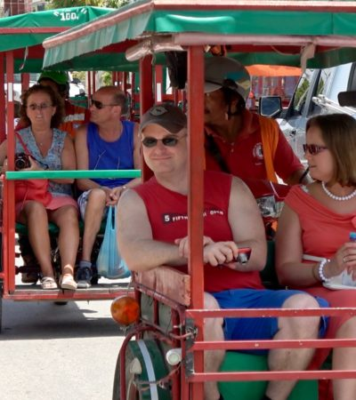 IMPULSAN TURISMO RURAL EN LEONA VICARIO: Imparten curso de capacitación a tricitaxistas y mototaxistas