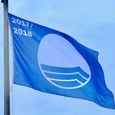 Izan primera 'Blue Flag' en playa de Solidaridad