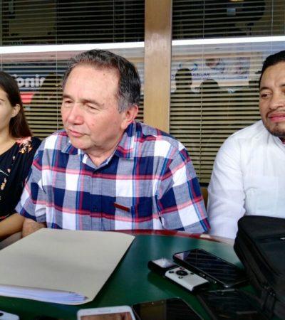 Dice Morena sospechar de 'errores jurídicos' en la Fiscalía para proteger a 'ex gobernadores corruptos'