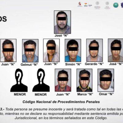 LOS NARCOCANÍBALES DE TABASCO: Ventila el diario El País la barbabie de iniciación de un grupo de sicarios en Villahermosa
