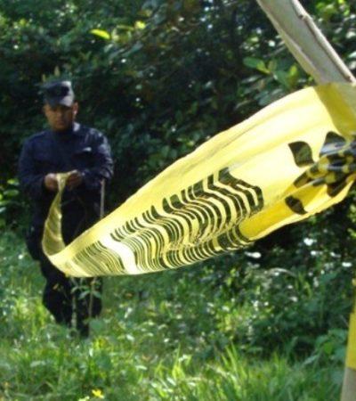 ACCIDENTE FATAL EN LA CARRETERA: Deja 2 muertos choque entre auto y tráiler en el tramo Tulum-FCP; se desata la rapiña