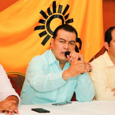 Alianza PAN-PRD es difícil que transite por sí sola en Quintana Roo, asegura Juan Zepeda
