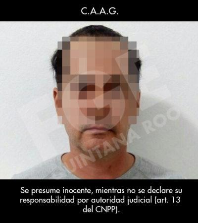 Otorga juez prisión preventiva justificada en contra de ex director de VIP Saesa