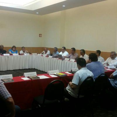 EMPUJA QR REVANCHA TERRITORIAL: Reunión para reactivar controversia constitucional contra Campeche por límites