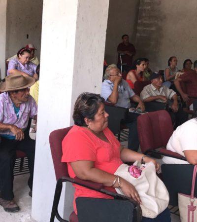 Ejidatarios reclaman a Bacalar 20 mdp por relleno sanitario