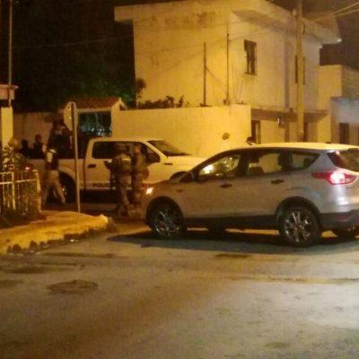 CATEA MARINA CASA EN LA REGIÓN 90: Trasciende detención de 5 personas en el operativo nocturno en Cancún