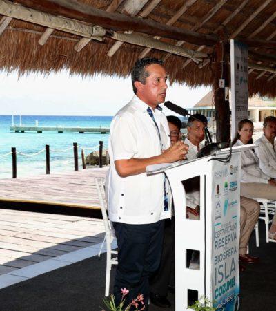 Anuncia Carlos Joaquín que en breve se presentará Plan de Seguridad para Cozumel y otros municipios