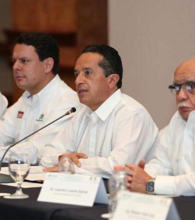 Clausura Gobernador la XXXI Sesión del Consejo Consultivo de la CFE
